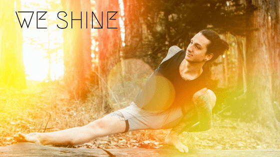 We shine