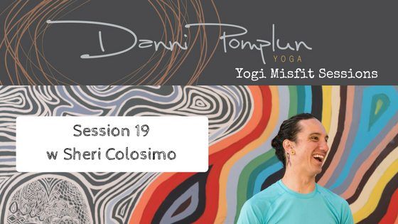 Yogi Misfit Sessions: S19 Sheri Colosimo