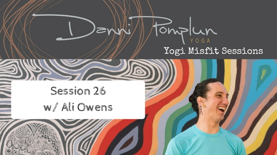 Yogi Misfit Sessions: S26 Ali Owens