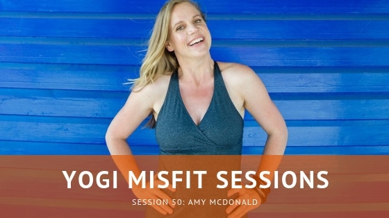 Yogi Misfit Sessions: S50 Amy McDonald