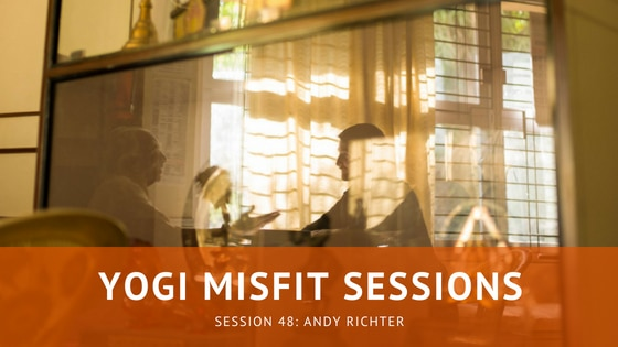 Yogi Misfit Sessions: S48 Andy Richter