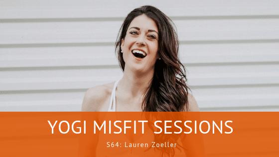 powerhouse Danni Pomplun Yogi misfit Podcast Lauren Zoeller