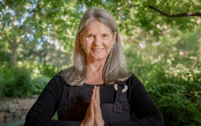 131 | Journey of Restorative Yoga | Feat. Cyndi Lee
