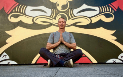 142 | Yoga for Healthy Aging | Feat. Baxter Bell