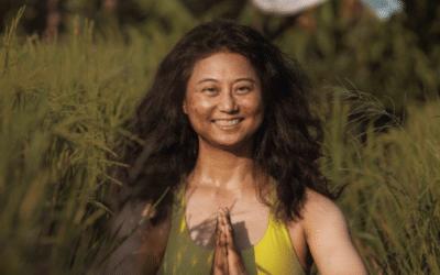 146 | Fierce Calm #yogasavedmylife | Feat. Melanie McKinney